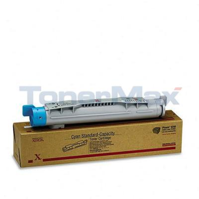 XEROX PHASER 6250 TONER CARTRIDGE CYAN 4K